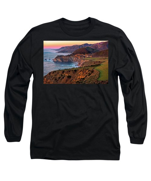 Sunset View From Hurricane Point Long Sleeve T-Shirt