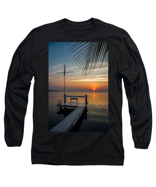 Sunset Villa Long Sleeve T-Shirt