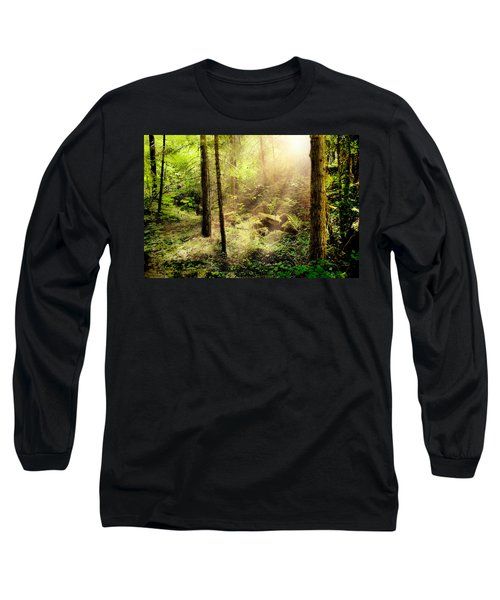 Sunshine From Above Long Sleeve T-Shirt