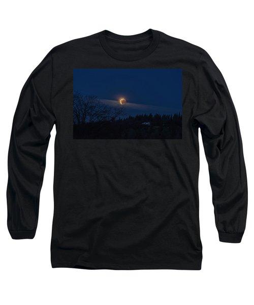 Super Blood Moon Long Sleeve T-Shirt