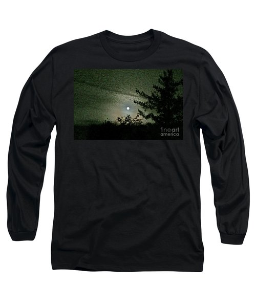 Super Moon Colors Long Sleeve T-Shirt