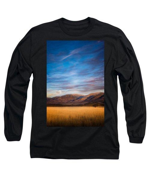 Super Moon Rise Long Sleeve T-Shirt