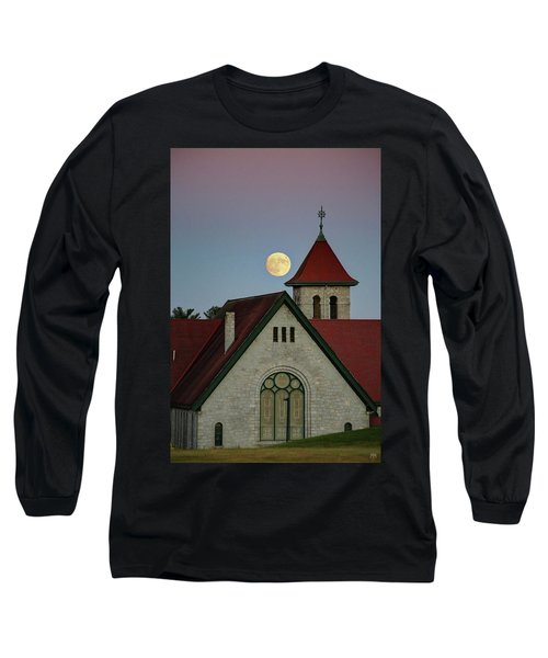 Super Moon Rising Long Sleeve T-Shirt