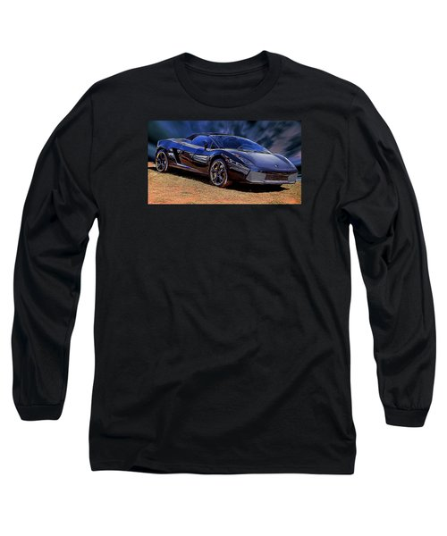 Super Speed Long Sleeve T-Shirt
