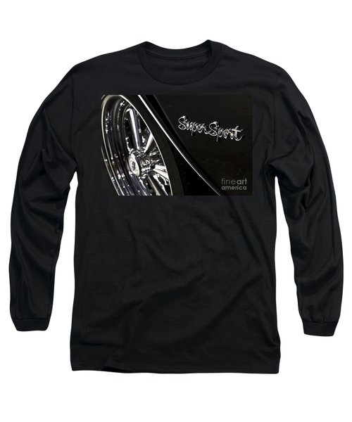 Super Sport Long Sleeve T-Shirt by Dennis Hedberg