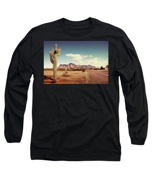 Superstition Long Sleeve T-Shirt by Joseph Westrupp