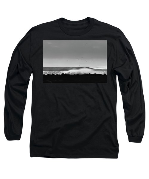 Surf Birds Long Sleeve T-Shirt