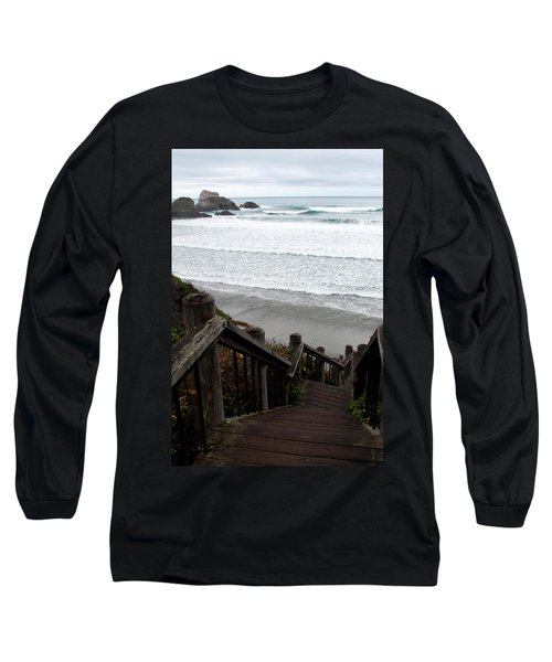 Surf Stairway Long Sleeve T-Shirt