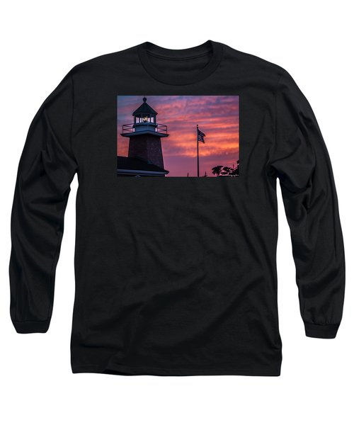 Surfing Museum Full Color  Long Sleeve T-Shirt
