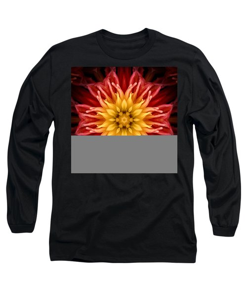 Surreal Flower No.1 Long Sleeve T-Shirt