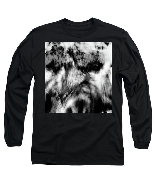 Surreal Rooster Feathers Long Sleeve T-Shirt