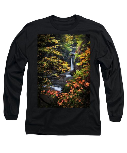 Surrounded By Fall Long Sleeve T-Shirt
