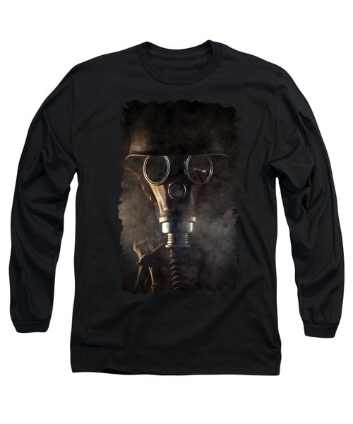 Long Sleeve T-Shirt featuring the photograph Survivor II by Jaroslaw Blaminsky