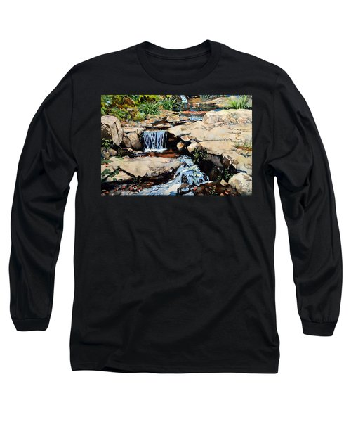Susquehanna Falls Long Sleeve T-Shirt