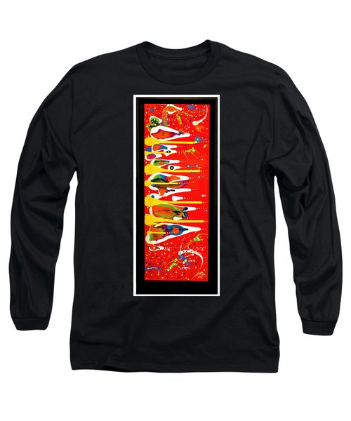 Swallowing The Shadow Long Sleeve T-Shirt