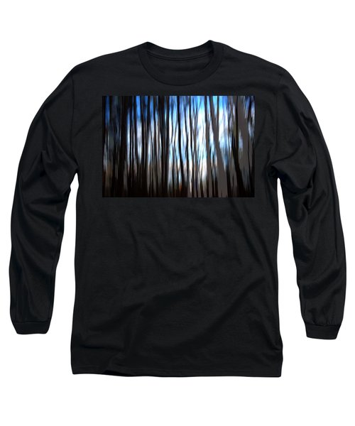 Swampland  Long Sleeve T-Shirt by Terence Morrissey