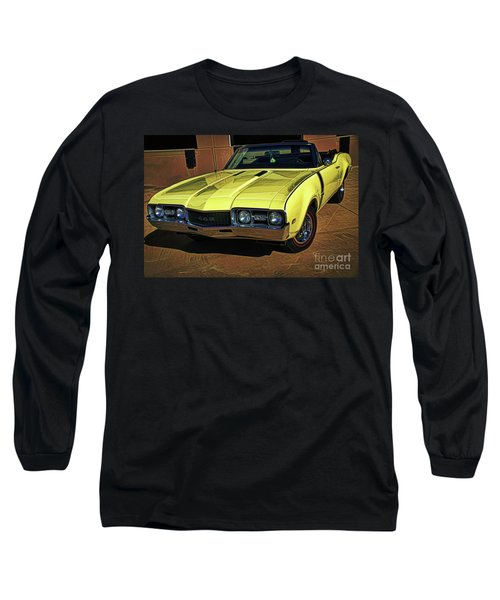 Sweet Texas Rose Long Sleeve T-Shirt