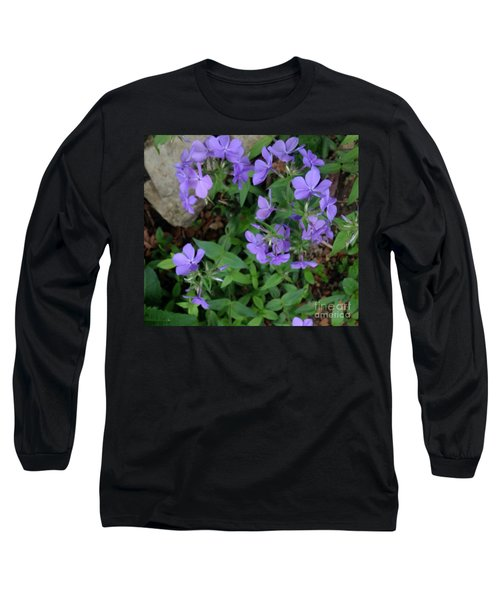 Sweet Williams In The Spring Long Sleeve T-Shirt