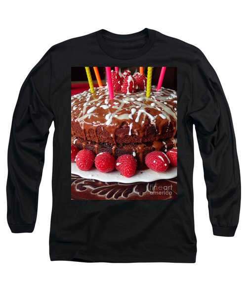 Sweet Wishes Long Sleeve T-Shirt by Christina Verdgeline