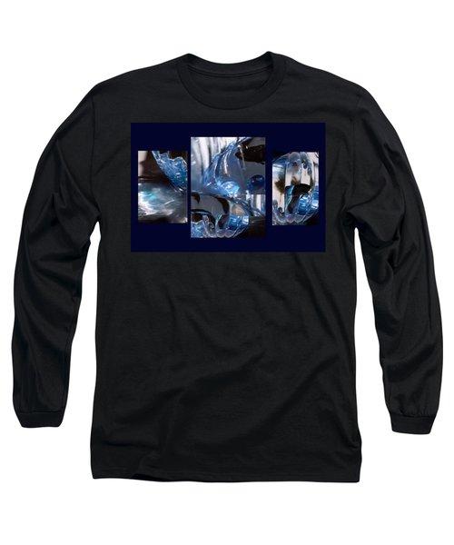 Long Sleeve T-Shirt featuring the photograph Swirl by Steve Karol