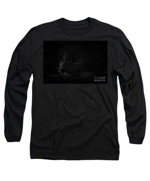 Long Sleeve T-Shirt featuring the photograph Swirling Sully by Vicki Ferrari