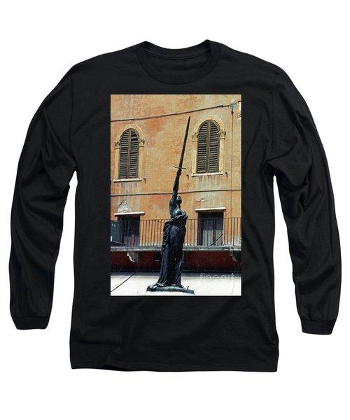 Sword Of Freedom Long Sleeve T-Shirt