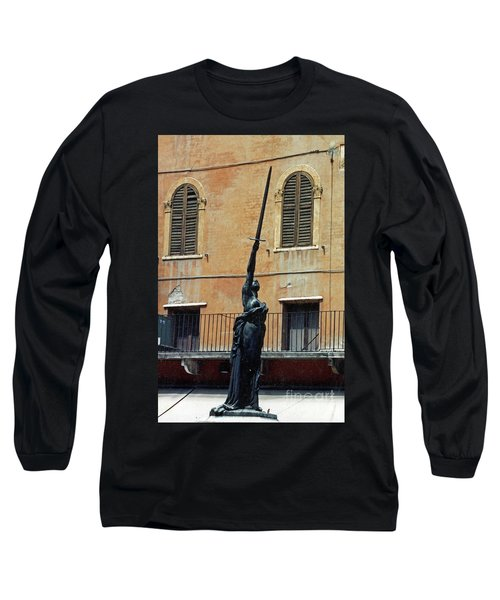 Sword Of Freedom Long Sleeve T-Shirt