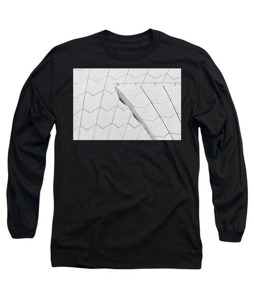 Sydney Opera House Roof No. 10-1 Long Sleeve T-Shirt