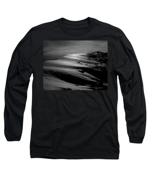 T-213312 Windblown Ice On Humphreys Peak Long Sleeve T-Shirt