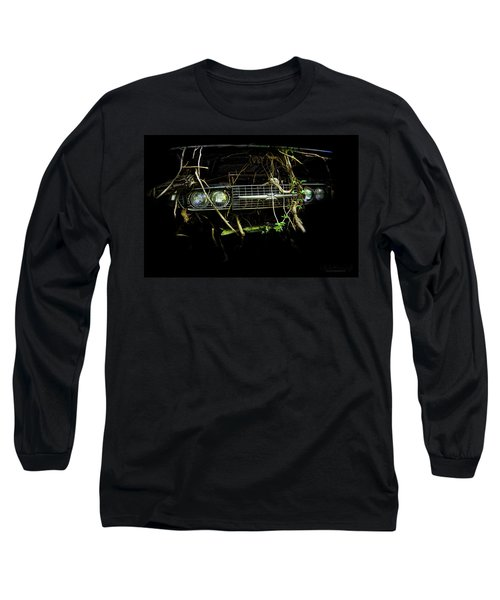 T-bird Tree Bird Long Sleeve T-Shirt