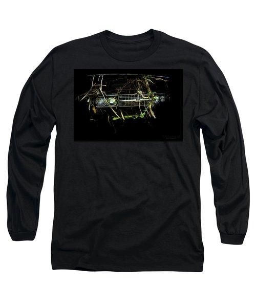 T-bird Tree Bird Long Sleeve T-Shirt