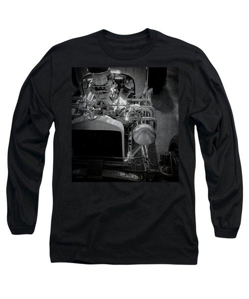 T Bucket Long Sleeve T-Shirt