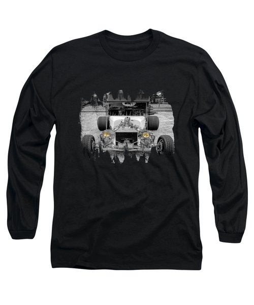 T Bucket Long Sleeve T-Shirt