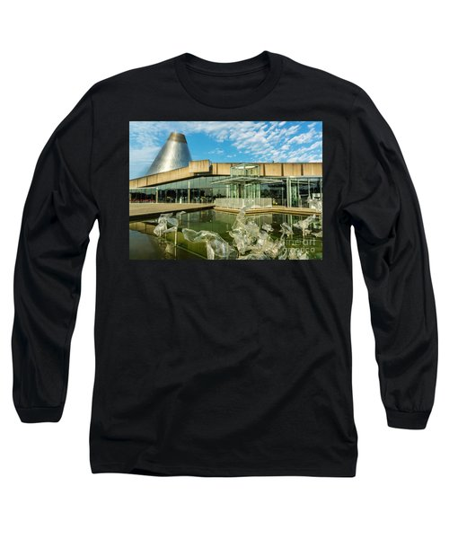 Tacoma's Museum Of Glass  Long Sleeve T-Shirt