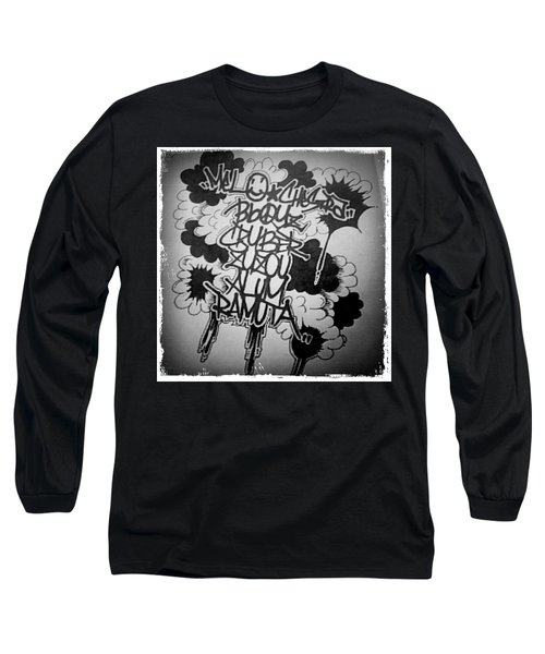 Tagging Long Sleeve T-Shirt