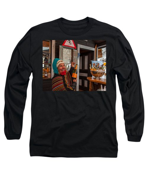 Taimi In Zermatt Switzerland Long Sleeve T-Shirt