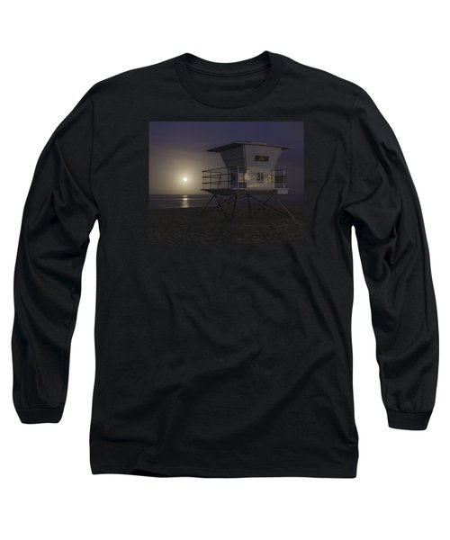 Tamarack Moonset Long Sleeve T-Shirt