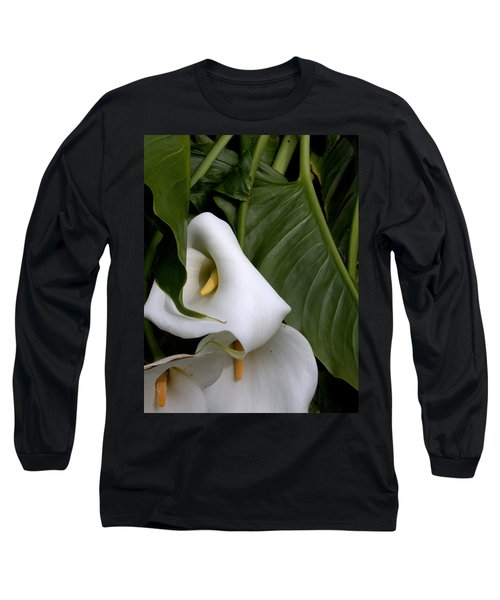 Long Sleeve T-Shirt featuring the photograph Tangled by Marie Neder
