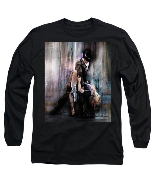 Tango Couple 05 Long Sleeve T-Shirt