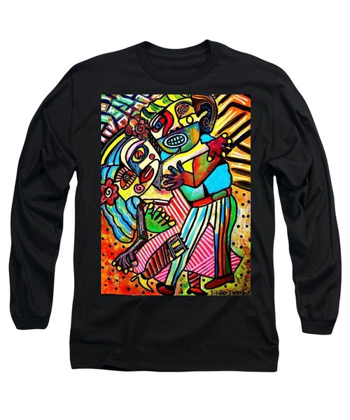 Tango Dance Of Love Long Sleeve T-Shirt