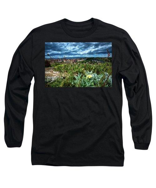 Tarragona From The Roman Wall Long Sleeve T-Shirt