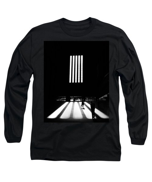 Tate Modern Long Sleeve T-Shirt by Art Shimamura