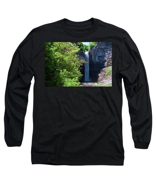 Taughannock Falls 0466 Long Sleeve T-Shirt