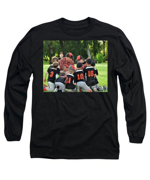 Team Meeting 9737 Long Sleeve T-Shirt