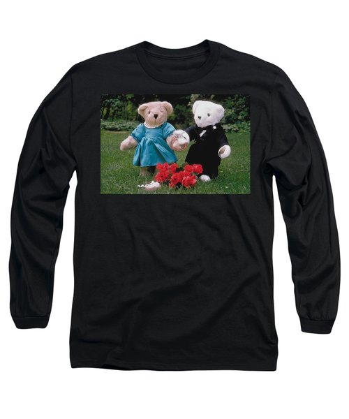 Teddy Bear Lovers Long Sleeve T-Shirt