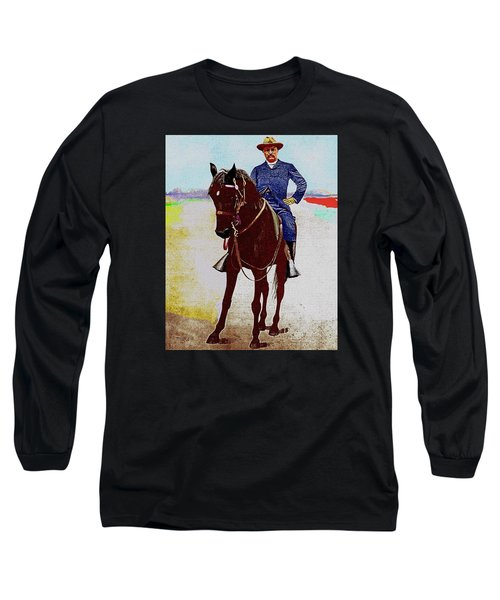 Teddy R Long Sleeve T-Shirt
