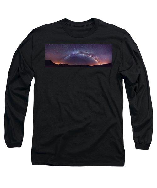 Teide Milky Way Long Sleeve T-Shirt