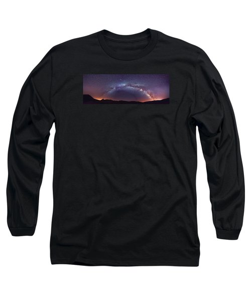 Teide Milky Way Long Sleeve T-Shirt