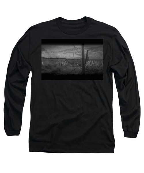 Long Sleeve T-Shirt featuring the photograph Tell Me by Mark Ross