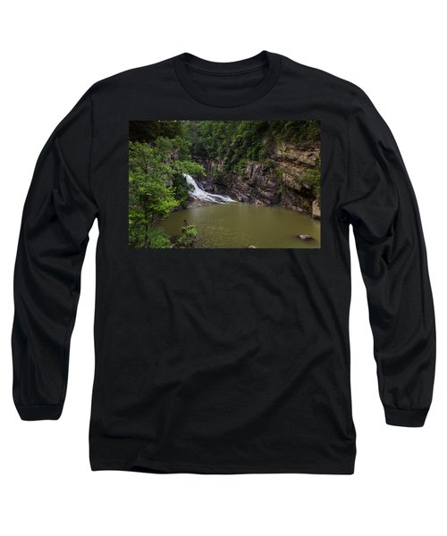 Tallulah Gorge Falls Long Sleeve T-Shirt